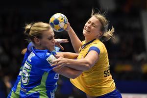 Bella Gulldéns Sverige är vidare trots förlusten.