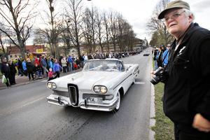 Cruisingen i Gävle lockade många åskådare, flera av dem hade kameran med sig för att föreviga åken.