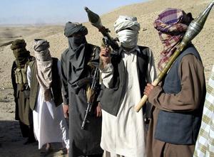Egen tolkning. Talibankrigare i Afghanistan. Deras ideologi har väldigt lite med Koranen att göra. Deras tolkning av islam har formats av ett krigarliv, snarare än av muslimska traditioner. Arkivbild: Allauddin Khan/Scanpix-AP
