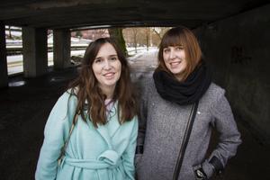 Ida Eugenius och Ida Nylander har startat kommunikationsbyrån Högkvarteret.