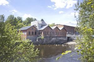 Början. Enligt uppgifter ska Fagersta ligga där det ligger på grund av uppförandet av stångjärnshammaren 1611 på denna plats på Seco-holmen. Foto: Tove Gontran