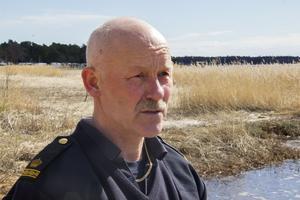 Per-Yngve Velander, polis.