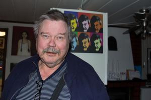 Henry Bäck, tidigare politiker (V) och kommunrevisor i Skinnskatteberg.
