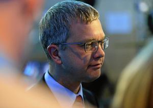 Moderaternas partisekreterare Kent Persson kan bli utan plats i riksdagen.