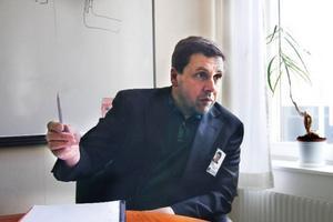 """""""Primärvården ska ta hand om de patienterna som psykiatrin väljer bort"""", säger verksamhetschefen Håkan Gadd."""