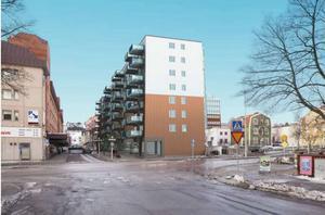 Byggsigurd ska bygga 165 nya lägenheter i Örnsköldsvik.