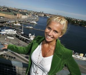 Tina Nordström är tillbaka med ett matlagningsprogram i svensk tv, för första gången sedan 2006.