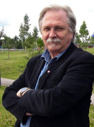 Bo Billborn (S). Foto: Per Sönnert.