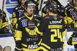 Mikael Frycklund har haft en tung kvalserie med sitt VIK Hockey.