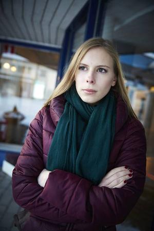Hanna Wagenius, CUF.