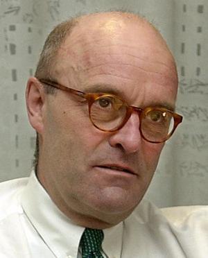 10. Biträdande finansminister Gunnar Lund.