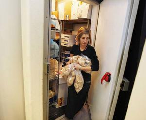 Brödet kommer från centralt håll och serveras på alla flyg i landet.