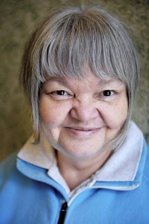 Anne-Marie Lindgren.