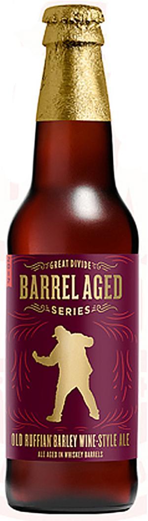 Barrel Aged Old Ruffian Barley Wine.
