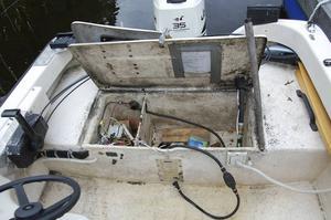 Det blev ingen fisketur för Vilgot och morfar, eftersom någon hade stulit trycktanken.