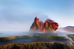 Jorden är full av fantasieggande formationer.