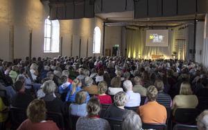 Omkring 4 000 besökare per år har kommit till Bokdagar i Dalsland de senaste åren.   Foto: Åsa Carlsson/Pressbild