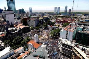 Utbildningsresan gick till Argentinas huvudstad Buenos Aires.