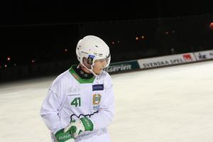 Robert Rimgård trodde att han blev Hammarbys stora matchvinnare.