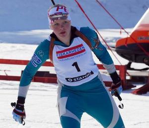 Talang 1. Limas unga Åsa Lif visade att hon är ett namn för framtiden. Ett guld och ett brons blev hennes facit när SM avgjordes på hennes hemmaplan.