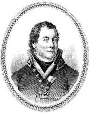 Minister, landshövding, generalmajor och greve. Det är bara några av de titlar som Georg Adlersparre från Hovermo i Myssjö hann få  under sitt liv som varade från 1760 till 1835. Foto Seved Johansson