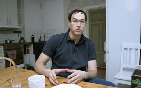 -- Jag hoppas på att vi kan ha fältassistenter i Leksand om ett år, säger Sakarias Winberg.FOTO: MATS RÖNNBLAD