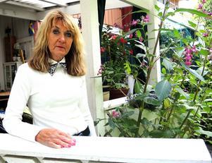 Ann-Christin Helin har bott i Bojsenburg i 30 års tid, och kan inte tänka sig att flytta därifrån.