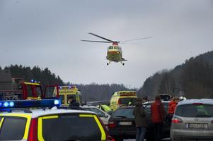 Region Gävleborg stärker upp beredskapen med nytt avtal om helikopterambulans från Mora.