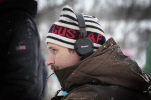 Gustav Åkerblom är filmens regissör.