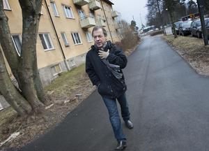 Författaren Göran Rosenbergs hyllade bok