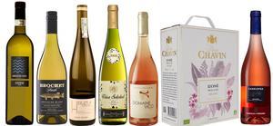 Bland de vita och rosa vinnyheterna i det fasta sortimentet finns en del intressanta och goda viner att botanisera bland – men även en hel del som du definitivt kan hoppa över. De här sju är dock riktigt bra köp.