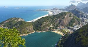 Rio de Janeiro i Brasilien är i ropet.