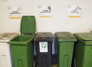 Miljöpartiet i Östersund säger att östersundare är duktiga på sopsortering. Men de kan bli ännu bättre.
