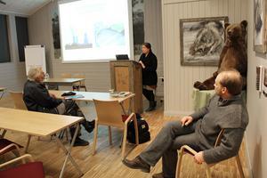 Under en vecka i april ska Ljusdals invånare inspireras till att bli mer klimatsmarta.