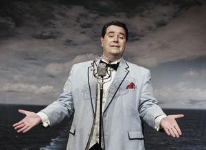 Mattias Enn i musikteaterföreställningen