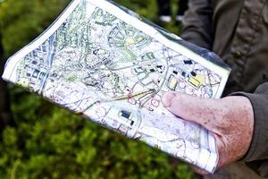 Den första juli kommer en ny karta för alla som vill hitta ut.