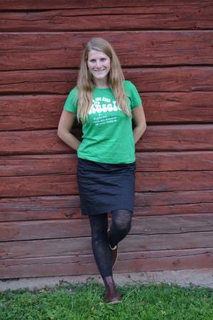 Emelie Kårén är inte typen som sitter och väntar på att någon annan ska lösa problemen åt henne.