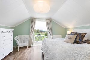 Denna villa i Fäggeby, Säters kommun, var det sjätte mest klickade dalaobjektet på Hemnet under förra veckan.