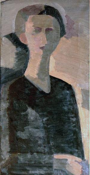 ...och Birgit Ståhl visas på Ahlbergshallen