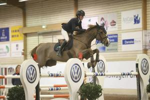 Irma Karlsson och Wireina vann  VW-Grand Prix i Billdal.