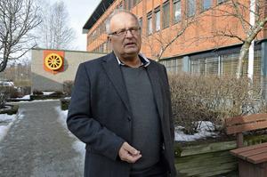 Ånges starke man, Sten-Ove Danielsson bytte Vasloppet mot golfbanan när han tillträde kommunalrådsposten för 16 år sedan.