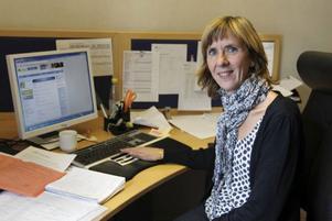 Lena Weinstock-Svedh är chef rör landstingets beställarenhet där hälsovalskansliet ingår.