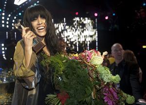 Nästan 4,1 miljoner tv-tittare såg Loreen vinna Melodifestivalen i lördags.