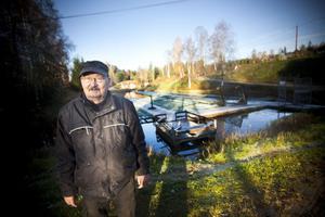 Göran Eriksson har levererat sina sista fiskar och stänger nu sin odling i Stråsjö.