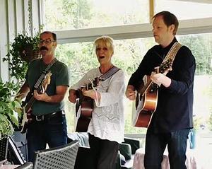 Musikerna från Ilsbo ser framemot att få vara med i Allsången på Skansen.