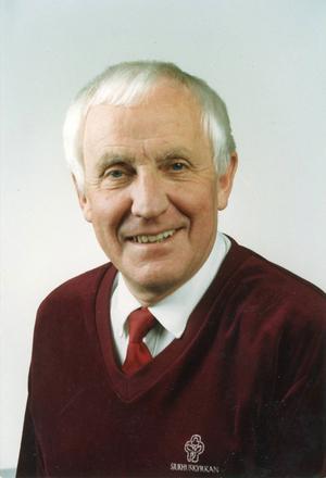 Sture Claar, 85 år.