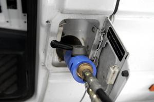 Snart kan etanol tankas i Tierp på utbyggda OKQ8.