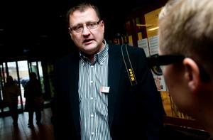 Helixgymnasiets vd Peter Lundström är nöjd över att kampen för att få pengar från kommunen är över.