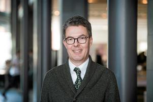 Dag Celsing,  Västmanlandsmusikens förre direktör,  såg en sammanslagning till större symfoniorkestrar som en oundviklig utveckling.Fotograf: Jonas Bilberg