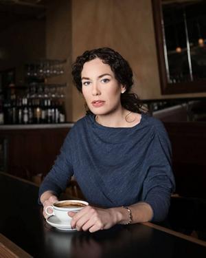 SKRIVER KRISPIGT. Therese Bohman får med sin debutroman